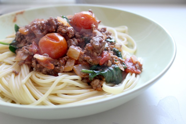 The best spaghetti bolognese recipe ever