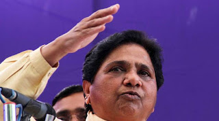mayawati-challange-for-up-meyor-election