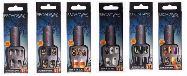 This week I m obsessed with - Kiss and Broadway Nails Halloween Collection!