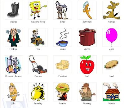 Giúp bé mẫu giáo học tiếng Anh qua phần mềm