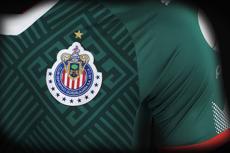 detailed look a8a78 c54e3 Chivas 2017-2018 Third Kit Released - Leaked Soccer Cleats