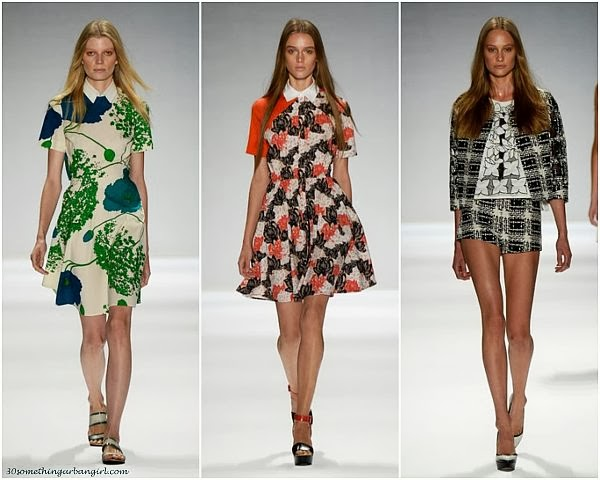 VivienneTam S/S2014 runway dresses