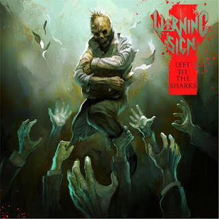 Warning Sign - Left To The Sharks (2016) -  Album Download, Itunes Cover, Official Cover, Album CD Cover Art, Tracklist