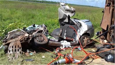 Estrada da Morte: 211 acidentes e 15 mortes foram registrados em trecho da BR-135 em 2016