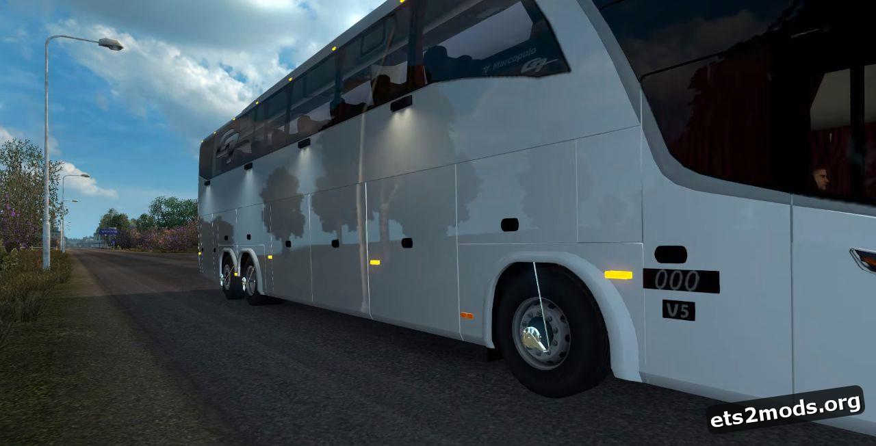 Bus - Volvo G7 1600 Edit