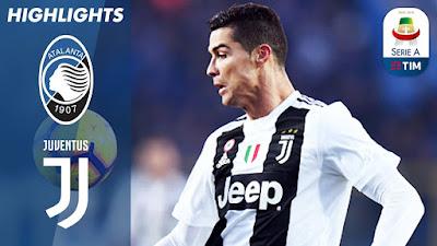 مشاهدة مباراة يوفنتوس واتلانتا بث مباشر اليوم 19-5-2019 في الدوري الايطالي