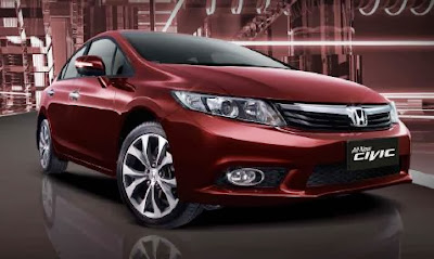 Harga Honda New Civic