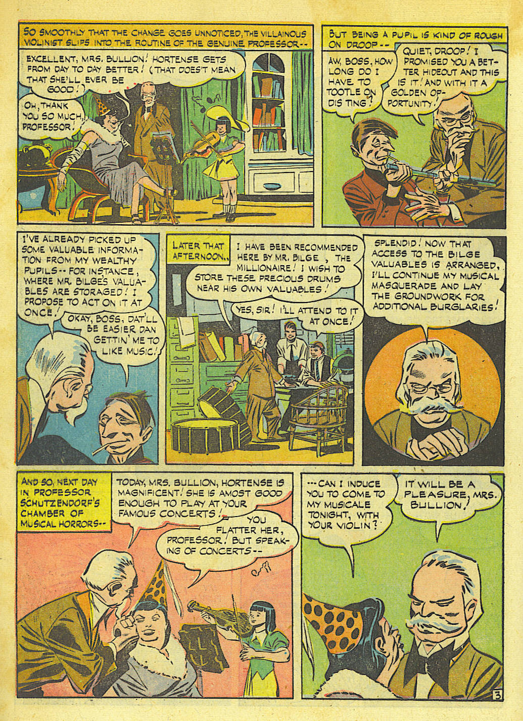 Read online Action Comics (1938) comic -  Issue #67 - 20