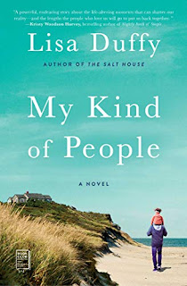 Book Review and GIVEAWAY: My Kind of People, by Lisa Duffy {ends 5/18}