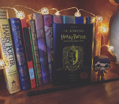Harry Potter Shelf