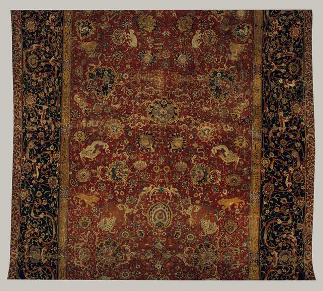 Animal Carpets: Safavid Animal Carpets