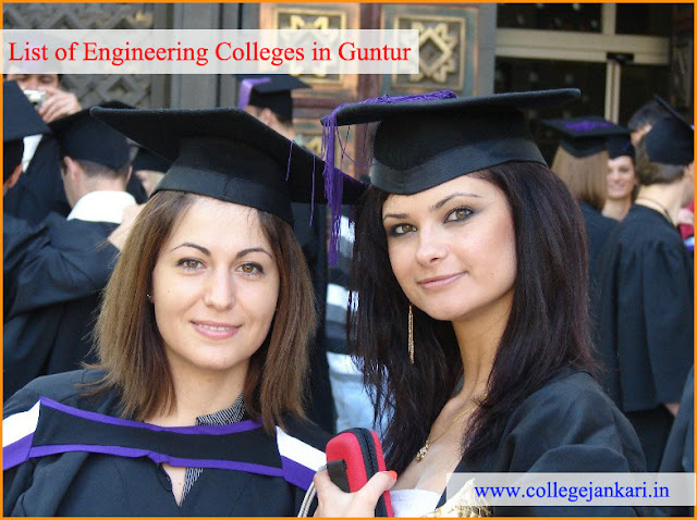 List of Engineering Colleges in Guntur