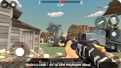 Danger Close Online FPS APK
