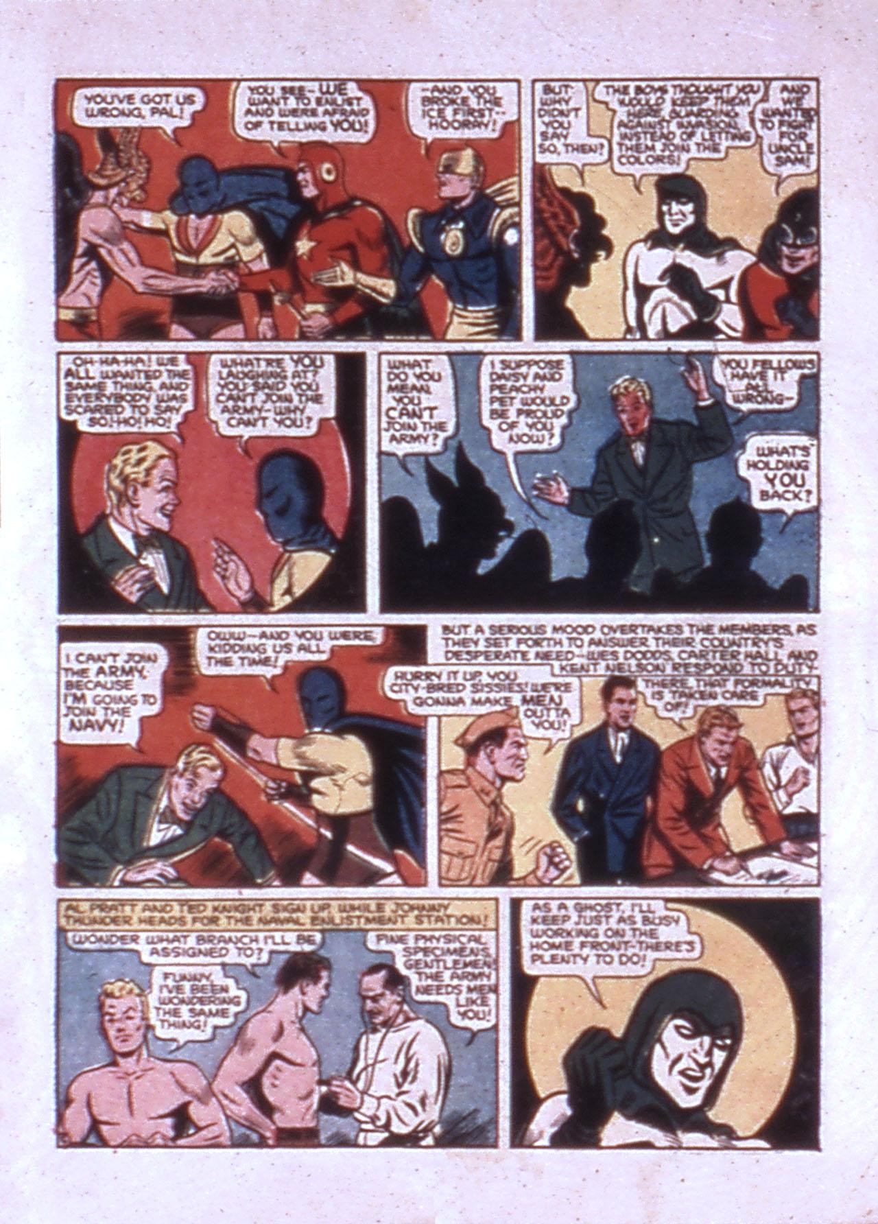 Read online All-Star Comics comic -  Issue #11 - 5