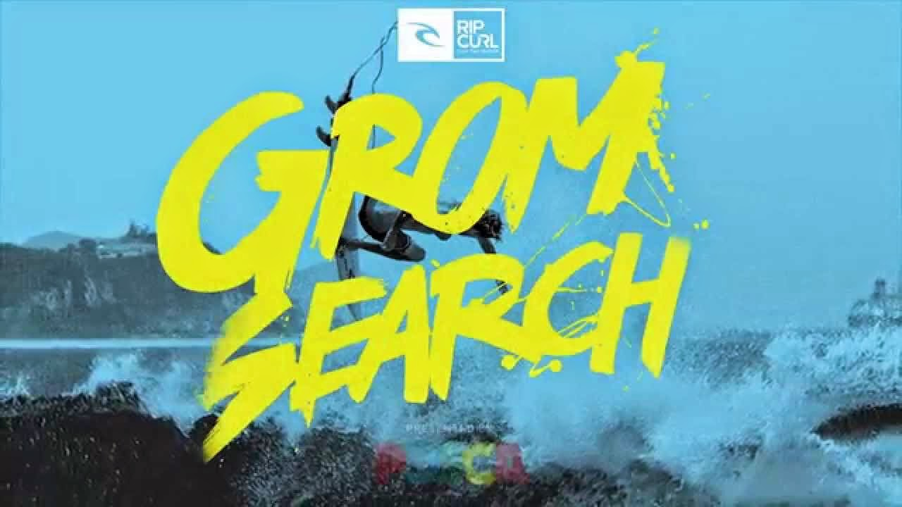 Rip Curl GromSearch presented by Posca 2014 - European finals teaser - Mundaka Spain