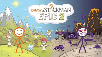 draw a stickman epic 2 apk
