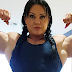 Clip 16 Inch Huge Biceps Girl Bodybuilder. 10 steps for huge arms (Part 1) :