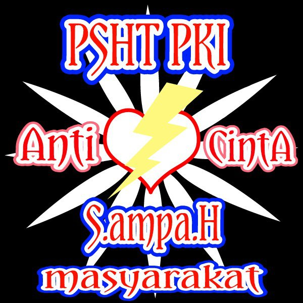 Download 6800  Gambar Animasi Psht HD Free Downloads