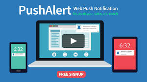 Blog Me Web Push Notification Kaise Lagaye