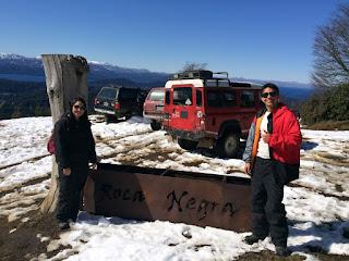 Refugio Roca Negra em Bariloche