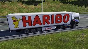 Haribo trailer mod