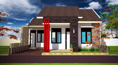 Desain Atap Rumah Minimalis Modern