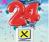 Promoção 24 Anos X Supermercados
