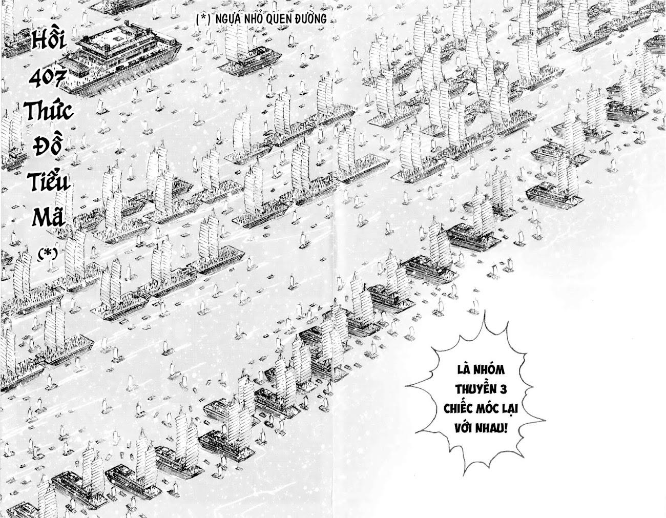 Hỏa phụng liêu nguyên Chương 407: Thức đồ tiểu mã [Remake] trang 2