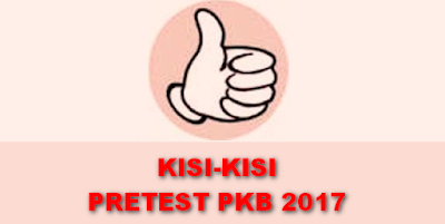 Pretest PKB GP 2017