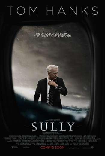 Sully Hazaña en el Hudson (2016) DVDRip Latino
