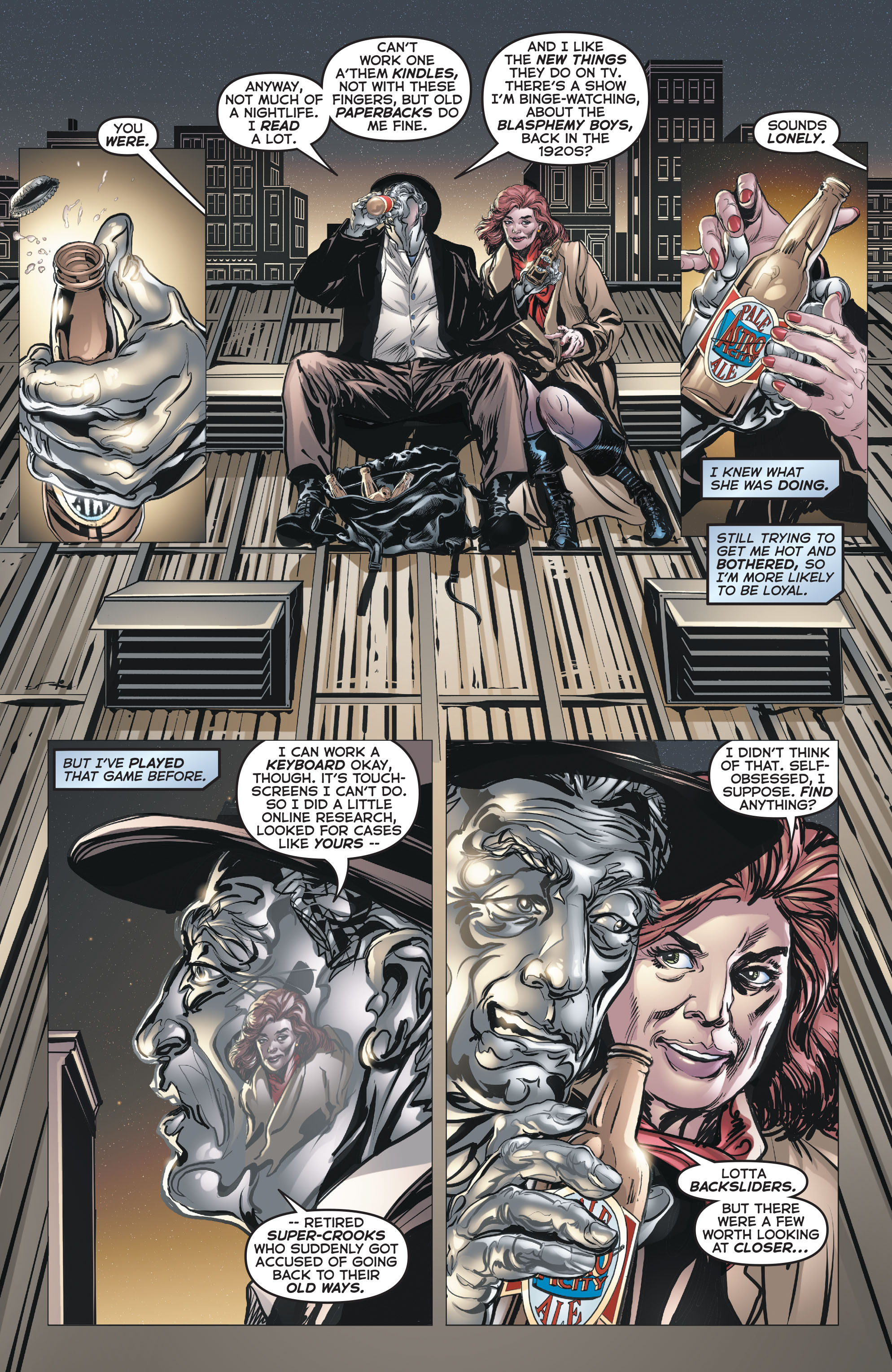 Read online Astro City comic -  Issue #33 - 3