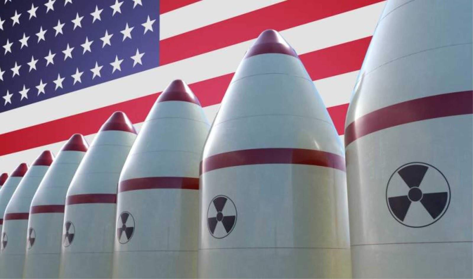 Senjata nuklir tetaplah senjata nuklir tidak ada diet nuklir