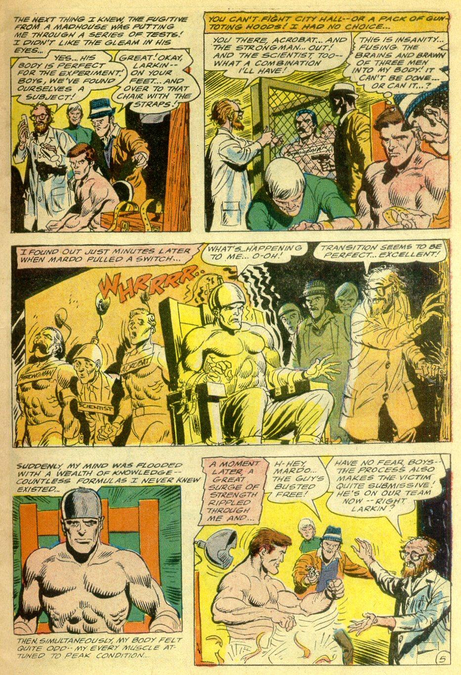 Strange Adventures (1950) issue 193 - Page 7