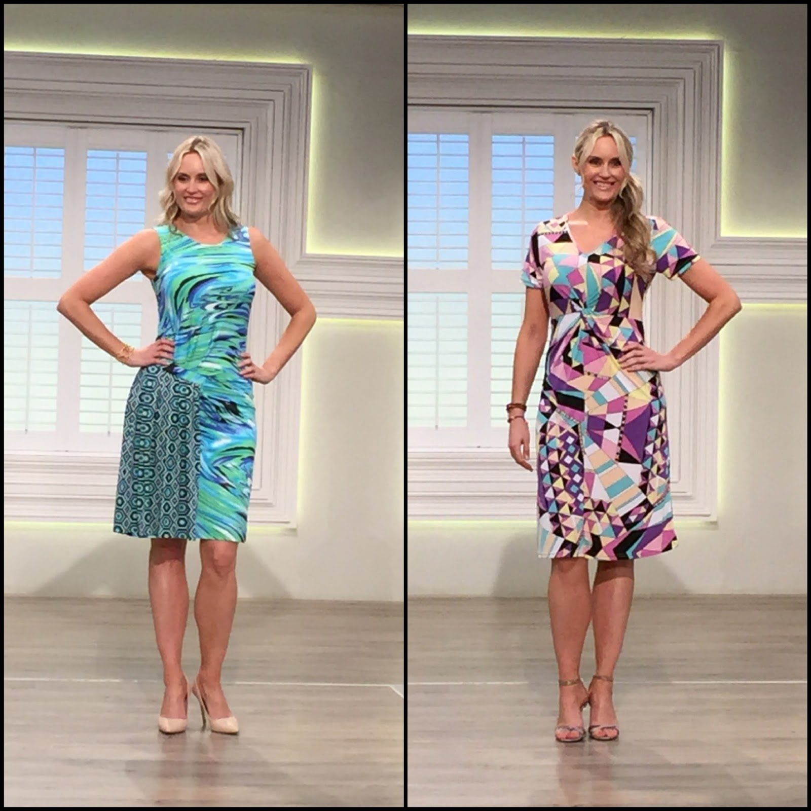 Nv nick verreosqvc uk and qvc italy may 2016 nick verreos model in nv nick verreos qvc uk printed knit jersey dresses ccuart Gallery