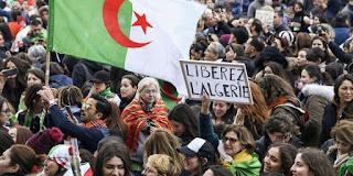 Avril 1980 -Avril 2019 - Algérie