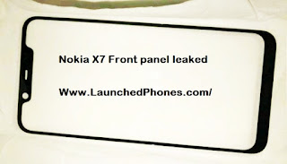 This band is the upcoming Nokia band amongst the notch Nokia X7(Nokia 7.1 Plus) coming later Nokia X6, X5