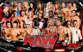 WWE Monday Night Raw 26th October 2015 HDTV Free Download 500MB