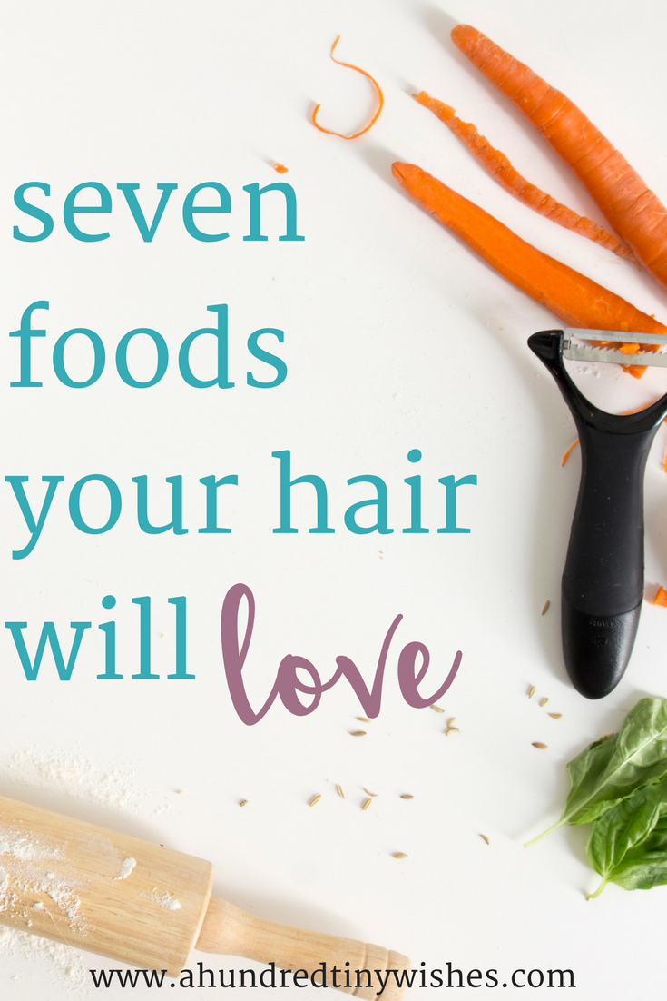 haircare, healthy food