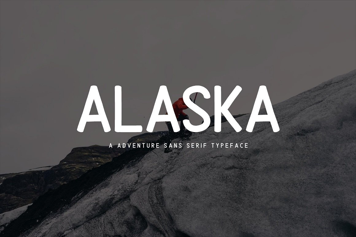 Free adventure fonts