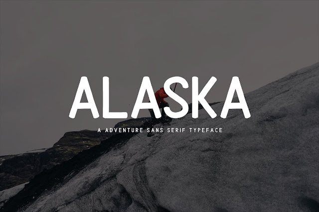 Alaska | Adventure Sans Serif Download Font Free
