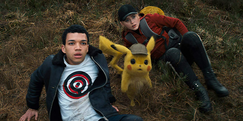 pokemon detective pikachu review