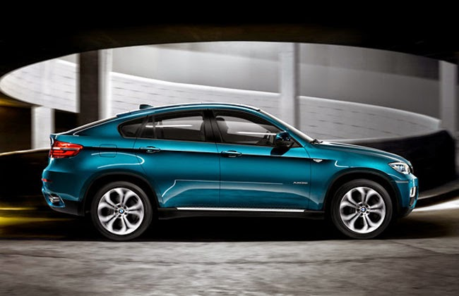 2015 New BMW X6 HD Image