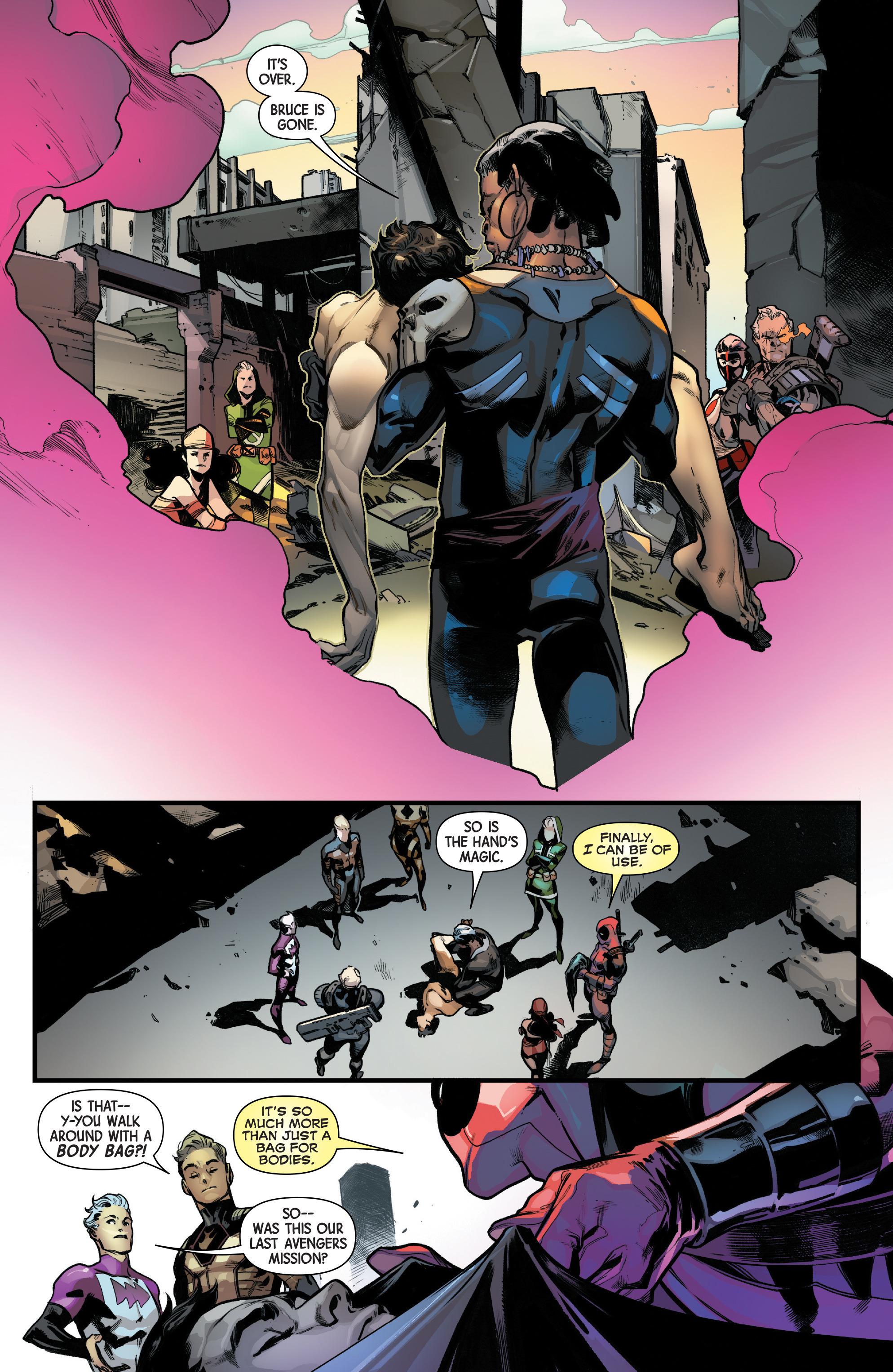 Read online Uncanny Avengers [II] comic -  Issue #17 - 17