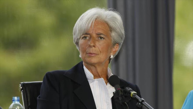 FMI pide al G20 medidas firmes para evitar crecimiento negativo