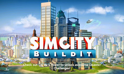 SimCity BuildIt Apk + Mod For Android (Money/Coins/Key) Online Game