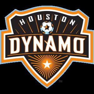 Logo Klub Sepakbola Houston Dynamo PNG
