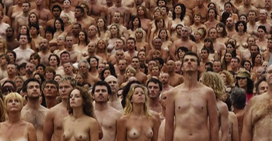 naked audience Don't Imagine the Audience Naked! — ESTHER STANHOPE