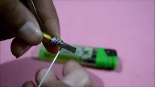 membuat sendiri solder sederhana dari korek api gas