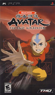 Avatar: The Last Airbender PSP GAME