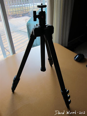 Manfrotto 7322YB  Tripod
